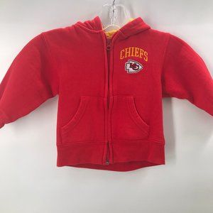 🎪🎪NFL Chiefs hooded sweatshirt